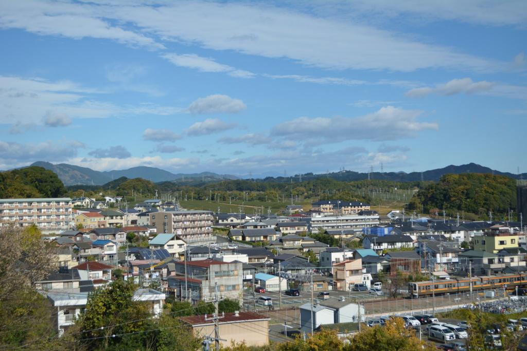 菊川市全景
